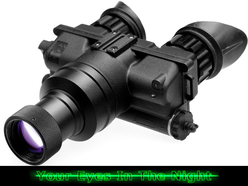 kof-1 militær natkikkert night vision goggle i generation 2+