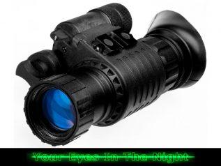 militær natkikkert kof-2 generation 2+ night vision mono goggle