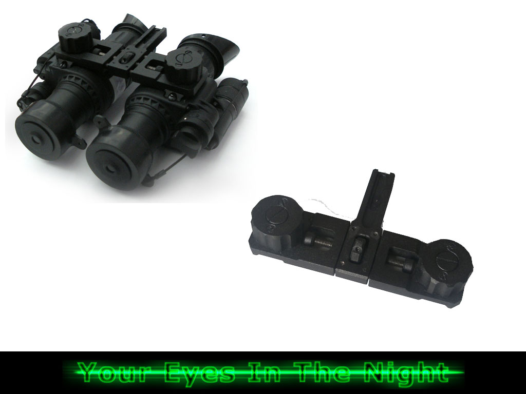 bridge mount for night vision