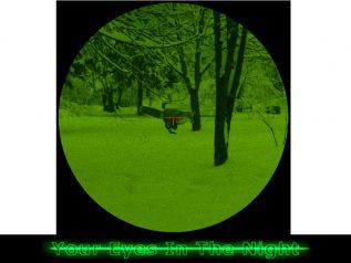 Pulsar phantom 3x50 / 4x60 nat riffel sigte night vision ræv