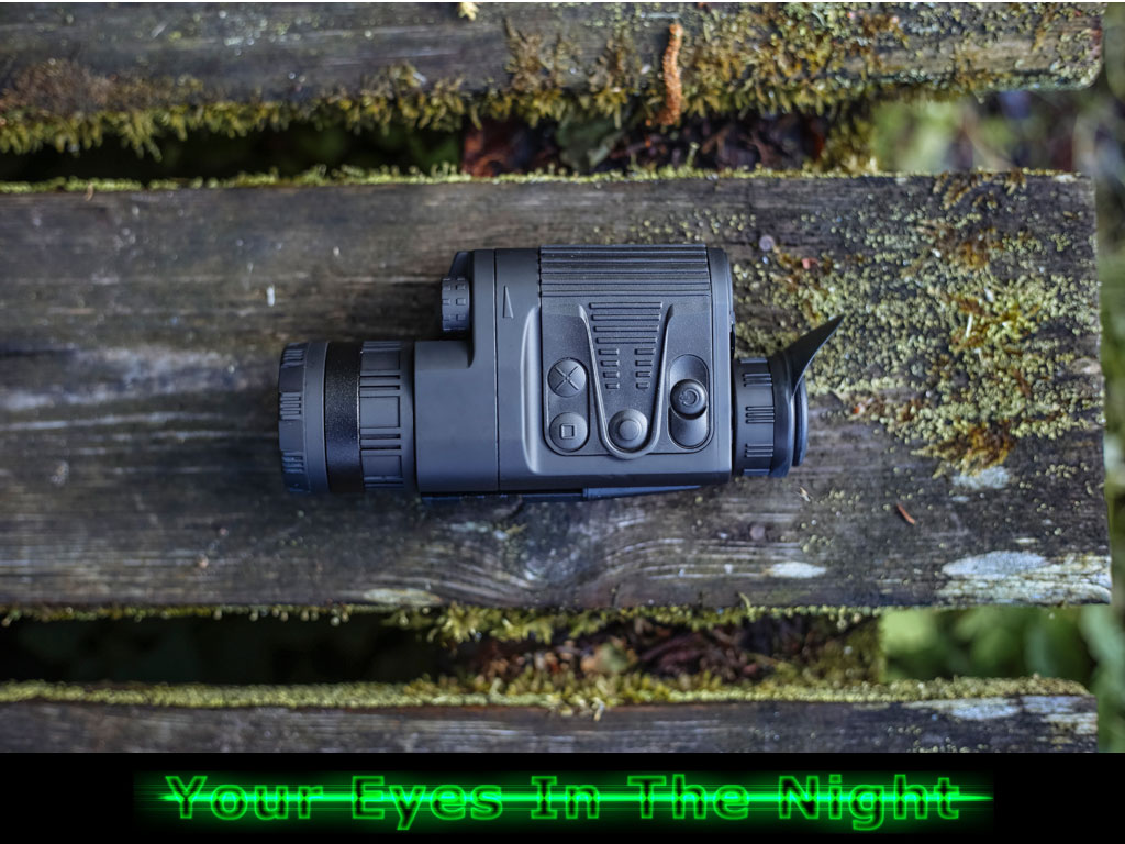 pulsar quantum lite xq23v termisk kikkert kamera til under 10000 kr.